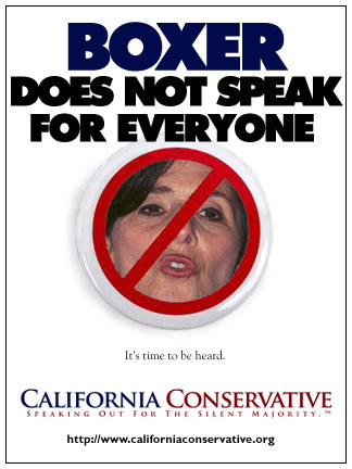 It's time to be heard. http://www.californiaconservative.org